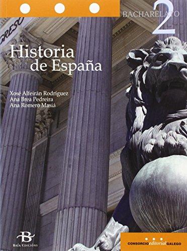 Historia de España 2º Bach. (Libro de texto) - 9788499952000