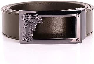 Best versace medusa buckle leather belt Reviews