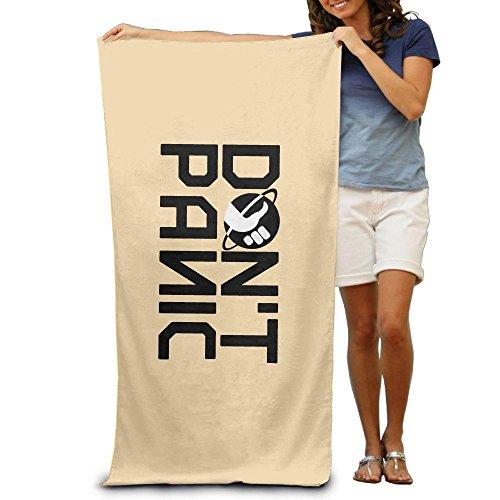 Handtuch mit Aufschrift