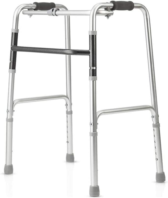 QIQIZHANG Purchase Walkers for Seniors Portable Walker Over item handling ☆ Light Folding But