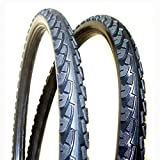 Catazer 261.95 262.125 261.50 1 Pair Bcycle Tire Fixed Inflation Solid Tyre Bicycle Gear Solid for Mountain Bike