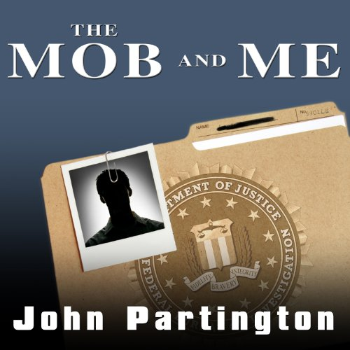The Mob and Me audiobook cover art