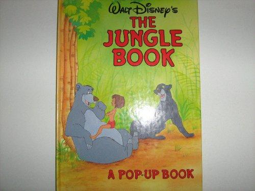 WALT DISNEY'S THE JUNGLE BOOK A POP-UP BOOK