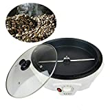 Topchances Coffee Roaster Stainless Steel Electric Coffee Beans Roasting Machine Peanut Baking Machine