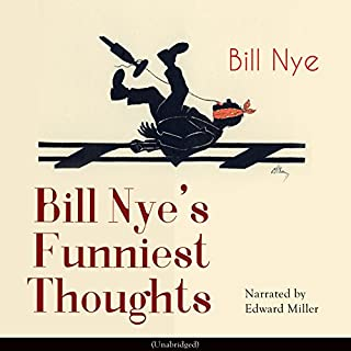 Bill Nye's Funniest Thoughts cover art