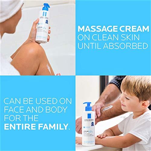 51baZlLDcJL - La Roche-Posay Lipikar Balm AP+ Intense Repair Body Cream for Extra Dry Skin & Sensitive Skin, Body Moisturizer to Hydrate & Soothe, Dermatologist Recommended, Fragrance-Free