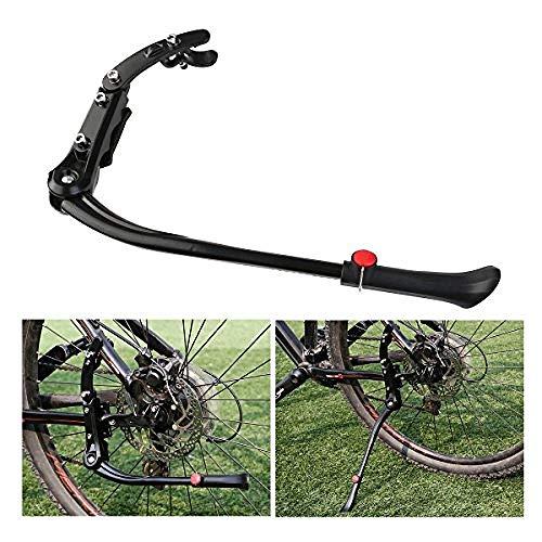 Ariyalk - Cavalletto Posteriore Universale in Alluminio e Gomma per Mountain Bike, Mountain Bike, Ciclismo, Versione aggiornata