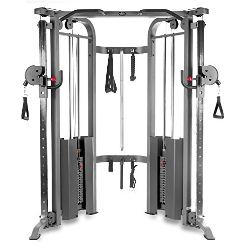 XMark Functional Trainer Cable Crossover Machine