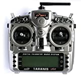 FrSky Taranis X9D Plus 16 Channel 2.4ghz ACCST Radio Transmitter for RC Drone FPV Racing - Mode 2 (Left Hand Throttle)
