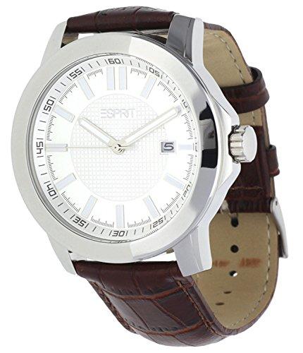 Esprit Caballeros Reloj Moon Ray Marrón ES101851011