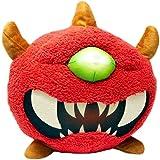 Dlcvko Nuevo Lindo Lindo Toy Toy Clasic Cadi Peluche Muñeca Kawaii Peluche Materia Animal Peluche Animal Juguette Niño 25 cm (Color: Rojo, Altura: 25 cm)