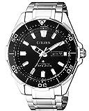 【セット商品】[シチズン]CITIZEN 腕時計 PROMASTER プロマスター メカニカル ダイバー200m オールチタン NY0070-83E &マイクロファイバークロス 13×13cm付き [逆輸入品]