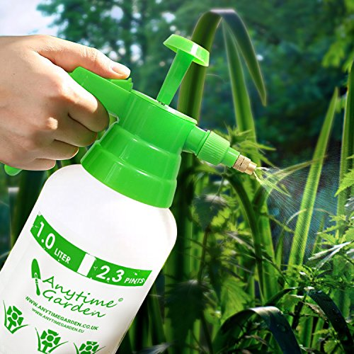 Planted Perfect Pump Garden Sprayer