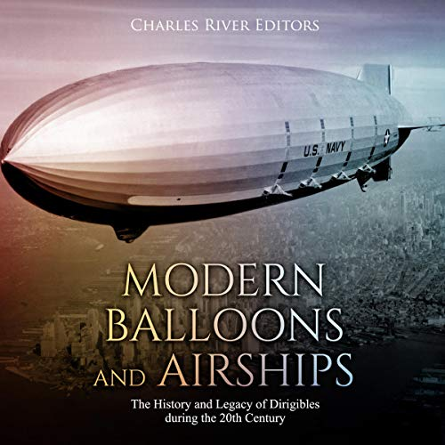 Modern Balloons and Airships Titelbild