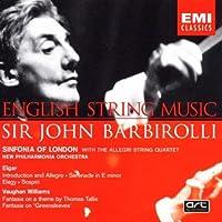 Sir John Barbirolli Conducts English String Music by Barbirolli (1993-01-01)