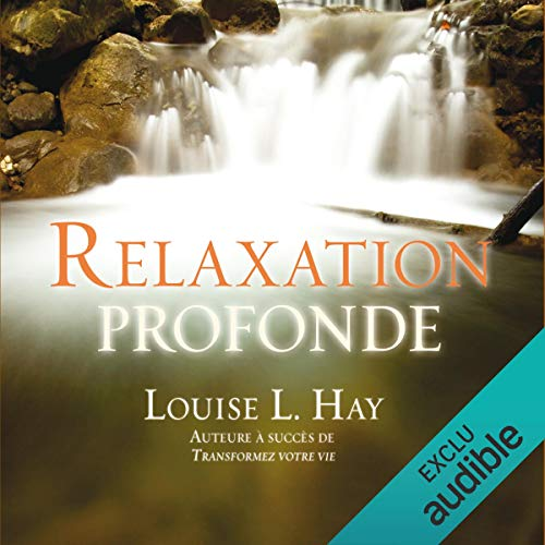 Relaxation profonde audiobook cover art