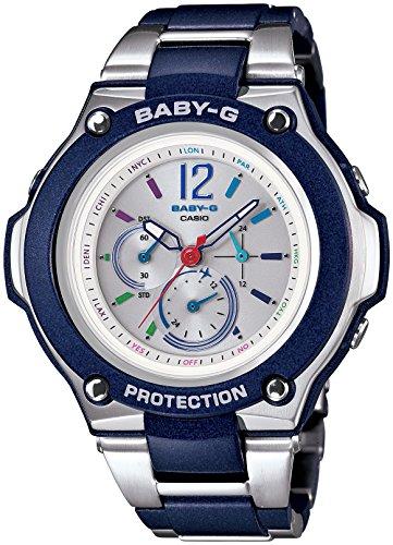 [カシオ] 腕時計 ベビージー 電波ソーラー BGA-1400C-2BJF