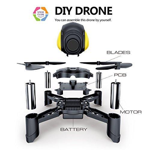 GILOBABY STEM RC Toys DIY Mini Racing Drone...