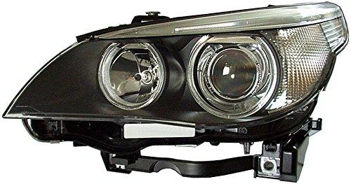 Preisvergleich Produktbild HELLA 1EL 160 295-001 Halogen Hauptscheinwerfer,  Links,  Ohne Kurvenlicht,  mit Glühlampen,  mit Stellmotor für LWR