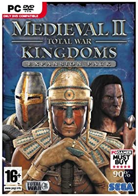 Medieval II: Total War - Kingdoms Expansion Pack (PC DVD)