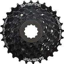 SHIMANO Alivio 7-Speed Mountain Bike Cassette - CS-HG200-8 (12-28)