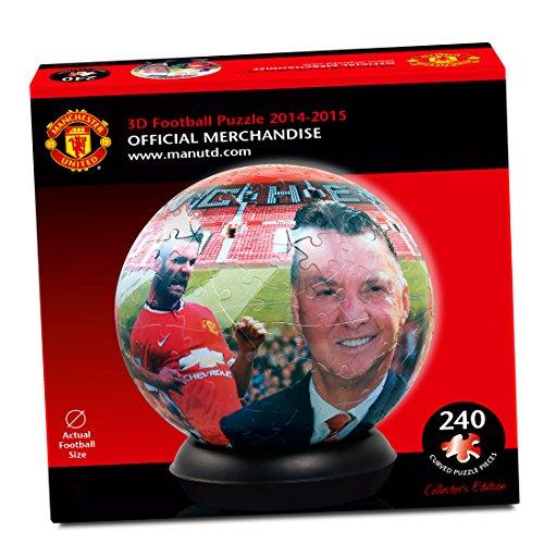Paul Lamond Manchester United 3D Puzzle Ball