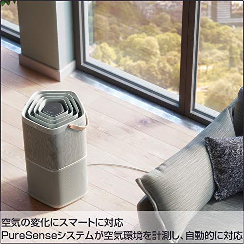 エレクトロラックス空気清浄機PureA9PA91-406GY~37畳まで対応HEPA13フィルター脱臭花粉ハウスダストPM2.5ウイルス
