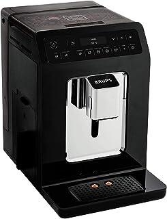 Krups EA8908 Evidence automatyczny ekspres do kawy, wyświetlacz OLED, Barista Quattro Force, 12 wariantów kawy, 3 warianty...