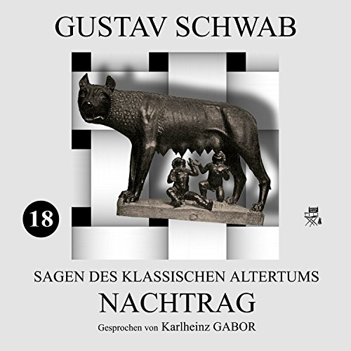 Nachtrag audiobook cover art