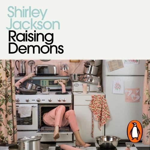 Raising Demons cover art