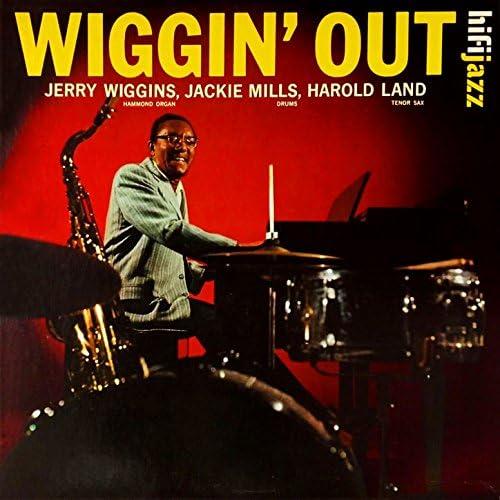 Jerry Wiggins, Jackie Mills & Harold Land