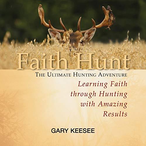Faith Hunt audiobook cover art