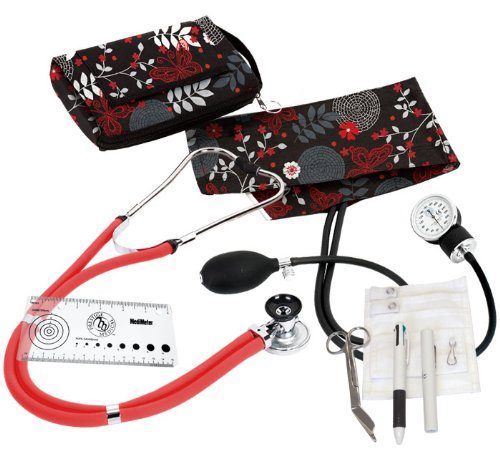 Review Prestige Medical Aneroid Sphygmomanometer Sprague-Rappaport Nurse Kit, Night Garden