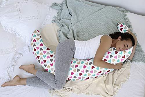 Scamp Cuscino extra grande da allattamento e gravidanza, in formato XXL