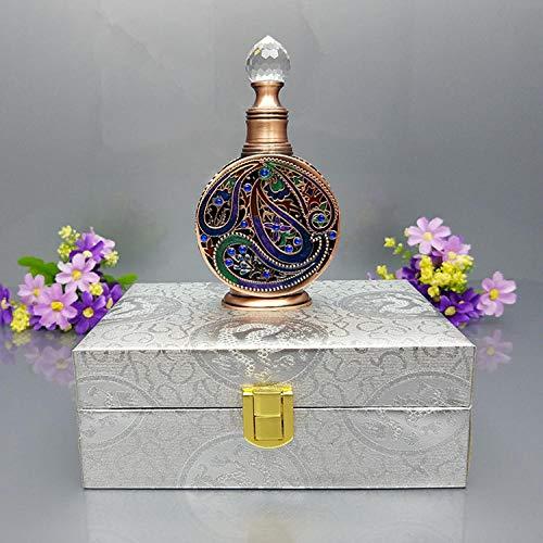 Atomizador Del Perfume Botella De Perfume Botella De Aceite Esencial De Gotero...