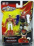 Power Rangers Megaforce Gosei Great Megazord Armour with Red Ranger, aprox. 10 cm