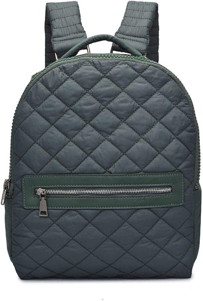 Sol and Selene All Star 世界の人気ブランド 10%OFF Nylon Quilted Backpack Women