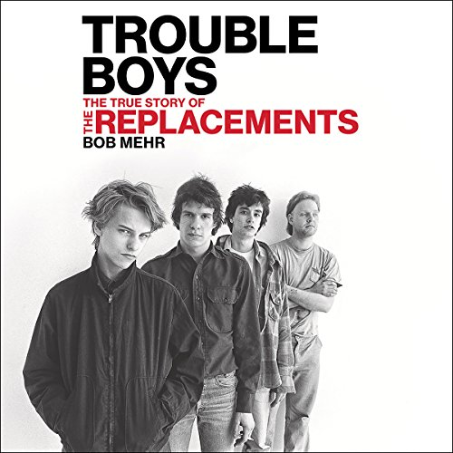 Trouble Boys cover art