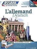 L'allemand pack usb (livre+1Clé Usb)