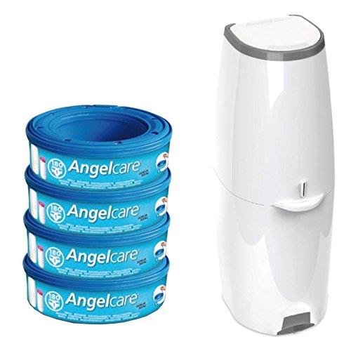 Angelcare Comfort Plus Windeleimer