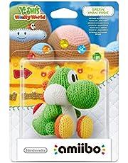 Nintendo 1071731 - Figura Amiibo Yoshi Lana, Color Verde