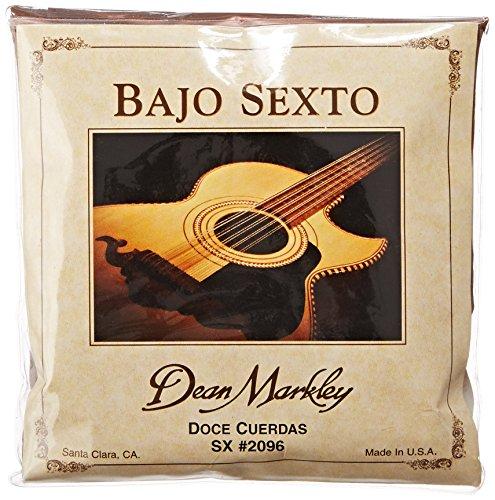 Dean Markley 2096 - Juego de cuerdas para bajo, 12 cuerdas