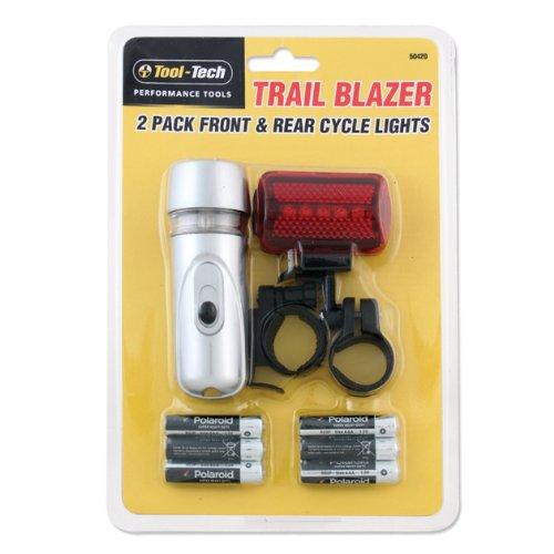 Tool Tech Trail Blazer fietslampenset