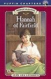 Hannah of Fairfield: Pioneer Daughters #1