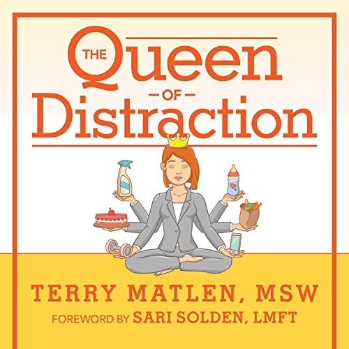 The Queen of Distraction cover art