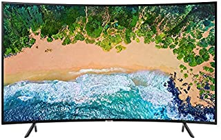 Samsung 4K Ultra HD Smart TV 65 Inch Curved Model -UA65NU7300RXUM Black