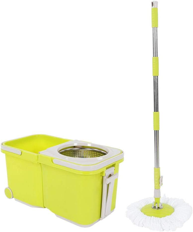 Bucket Auto Mop 360°Automatic with sale Floor Drying 70% OFF Outlet
