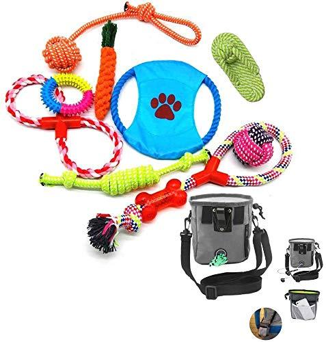 WoBoSen 10 PCS Perro Mascota Juguetes...