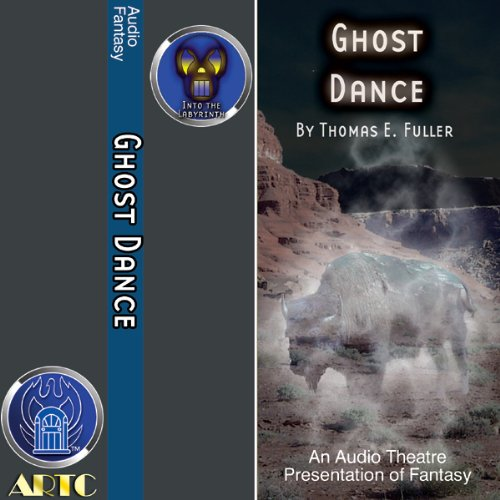 Ghost Dance & Armada Rising (Dramatized) cover art