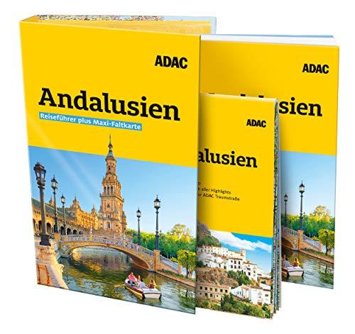 ADAC Reiseführer plus Andalusien: mit Maxi-Faltkarte zum Herausnehmen